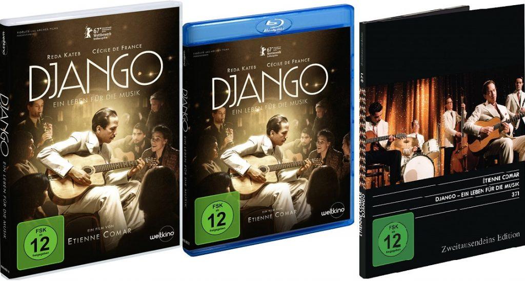 Django Ein Leben Für Die Musik Stream