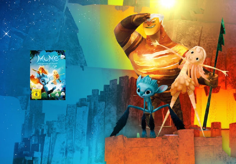 Mune Der Wächter Des Mondes Trailer