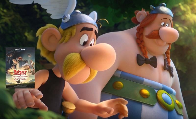 asterix zeichentrickfilme reihenfolge
