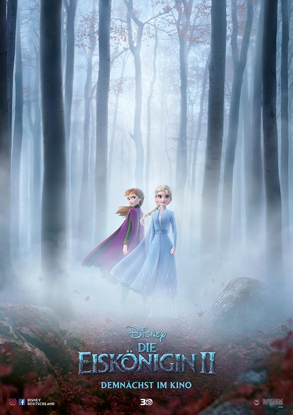 Eiskönigin 2 Kinostart 2019