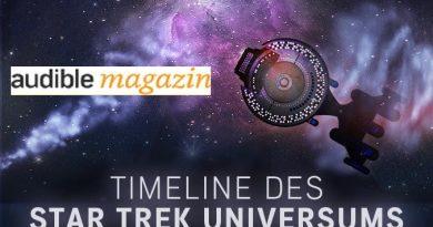 Unendliche Weiten…. Hier erfahrt ihr die Zeitline der Star Trek-Reihe für Filme, TV- und Hörbuchserien.