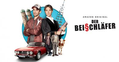 Amazon Original Serie Der Beischläfer ab 29. Mai exklusiv bei Prime Video