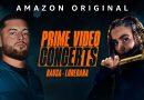 Amazon Music präsentiert Prime Video Concerts mit Bausa, Loredana, Wincent Weiss und Johannes Oerding exklusiv bei Amazon Prime Video