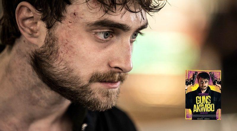 Ab 25. Juni 2020 im Kino: Daniel Radcliffe in GUNS AKIMBO | Trailer ab sofort verfügbar