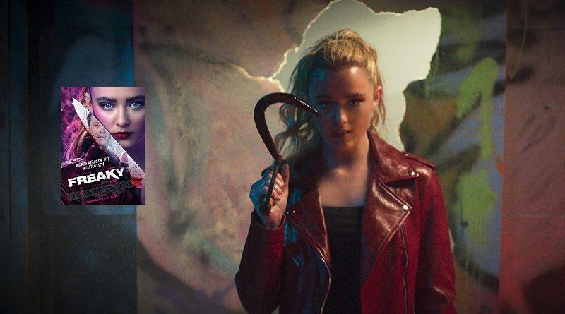 FREAKY: Erster deutscher Trailer online verfügbar (Kinostart: 26. November 2020)