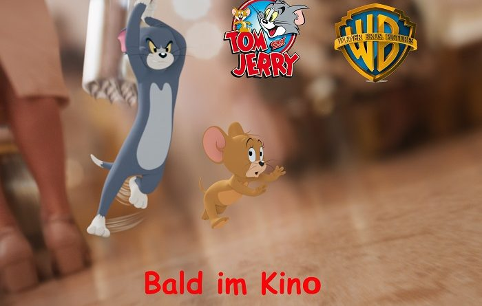 Tom & Jerry – Trailer (Bald im Kino von Warner Bros.)
