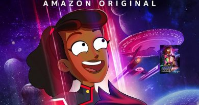 Amazon Original Serie Star Trek: Lower Decks startet am 22. Januar exklusiv bei Prime Video