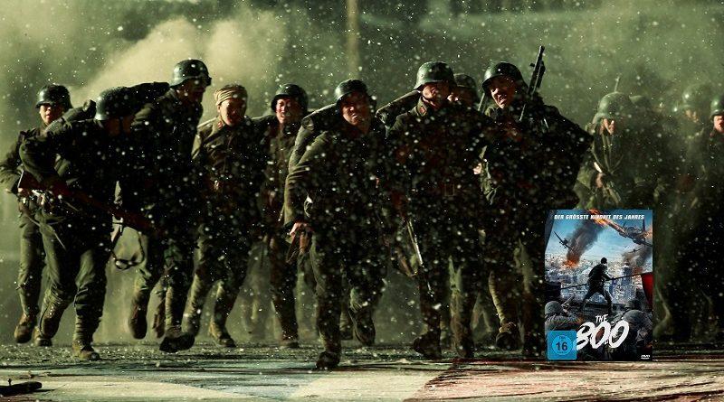 THE 800 – Der kommerziell erfolgreichste Blockbuster des Jahres: Bildgewaltiger Kriegsfilm im Stil von DUNKIRK und 1917 ab 11.02.2021 als Video-on-Demand