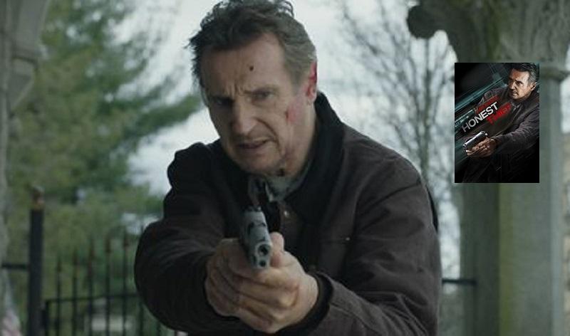 Deutscher Trailer zuHONEST THIEF mit Liam Neeson (ab 28 ...