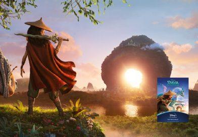 Die Charaktere aus RAYA UND DER LETZTE DRACHE (ab 5. März mit VIP-Zugang auf Disney+)
