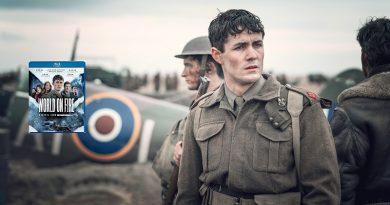 WORLD ON FIRE   Offizieller Trailer des Weltkriegs-Dramas mit Star-Besetzung ab sofort verfügbar!