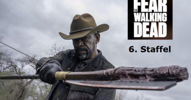 Fear The Walking Dead: Die neuen Folgen der 6. Staffel starten ab Heute den 12. April bei Amazon Prime Video