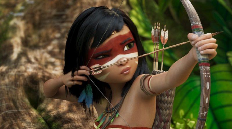 AINBO – HÜTERIN DES AMAZONAS: Ab dem 20. Mai im Kino