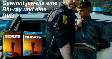 Gewinnspiel zum Action-Thriller SHORTA