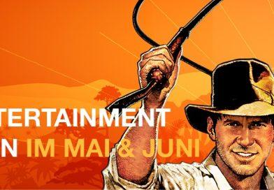 Paramount Home Entertainment Neuheiten im Mai und Juni