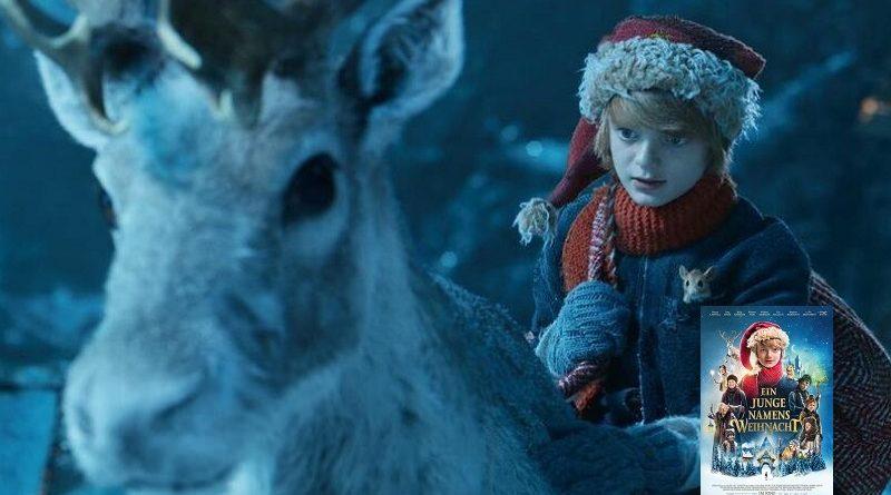 EIN JUNGE NAMENS WEIHNACHT: Trailer zum diesjährigen Weihnachts-Familienfilm sind da! (Kinostart: 18.11.21)