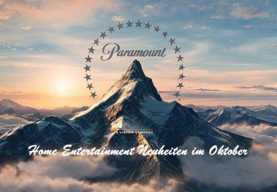 Die Paramount Home Entertainment Neuheiten im Oktober