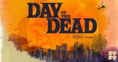 Day of the Dead – Trailer verfügbar (ab 27. Oktober 2021 auf SYFY)