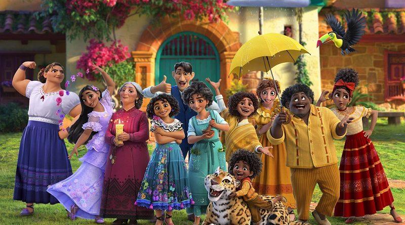 Neuer Trailer zu Disneys ENCANTO