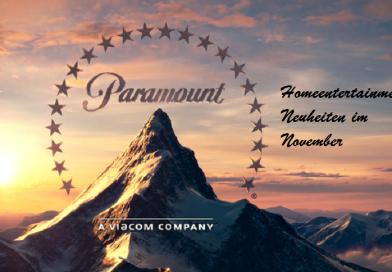 Die Paramount Home Entertainment Neuheiten im November